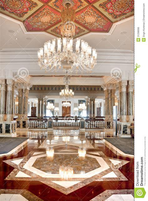 palatial interior stock photo image  east beautiful