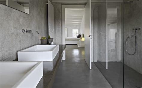 Bathroom Flooring by Betonvloer Prijs Advies Inspiratie Amp Voorbeelden