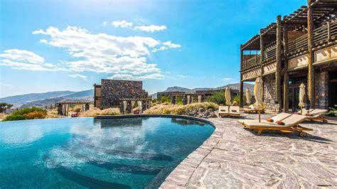 best hotels in oman oman resorts alila jabal akhdar oman official site