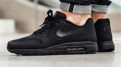 Nike Airmax One Grey Black nike air max 1 ultra essential white grey varsity and