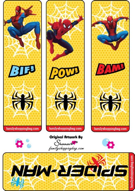 printable bookmarks superheroes free printable bookmarks printable bookmarks and