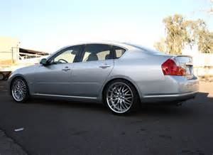 2007 Infiniti M35 Rims Mrr Gt1 Hypersilver Wheels On 04 Infiniti M35 W Specs Wheels