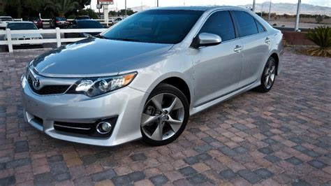 2013 Toyota Camry For Sale 2013 Toyota Camry Se V6 Used Cars In Las Vegas Nv 89119