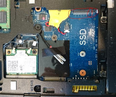 solved hp elitbook   ssd  slot hp support community