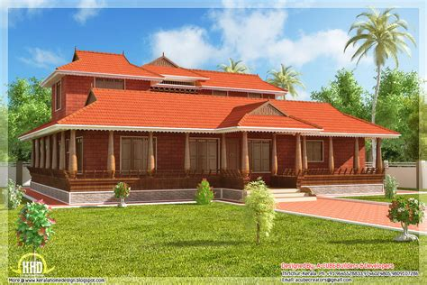 2231 sq kerala illam model traditional house kerala