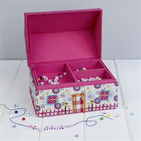 dolls house company personalised dolls house jewellery box by the little picture company