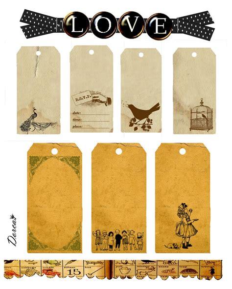 printable vintage tags free free printables vintage label and tags printables