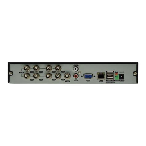 New Vonnic Dk8 C1808cm Hdd 8 Channel Dvr With 8 Cmos