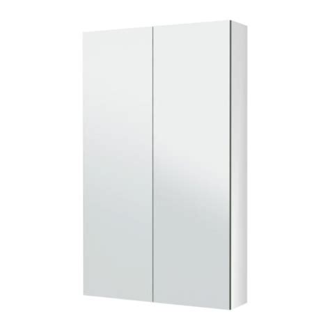 Mirrored Bathroom Cabinets Ikea Godmorgon Mirror Cabinet With 2 Doors 60x14x96 Cm Ikea