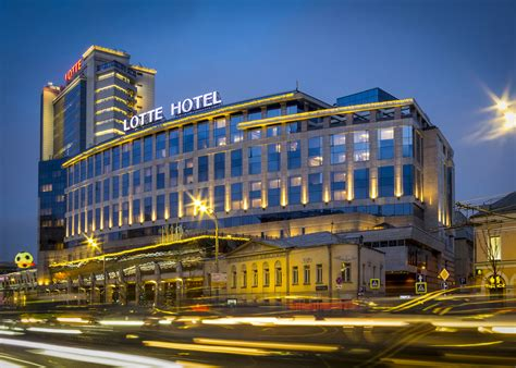 lotte hotel moscow russia traveller