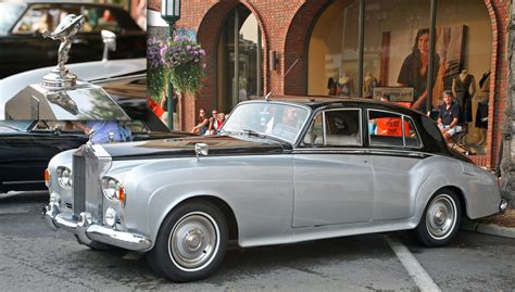 Rolls Royce Silver Phantom Image 1964 Rolls Royce Silver Ghost Size 1000 X 569