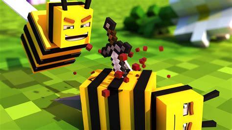 bee mine craft bee minecraft mystery