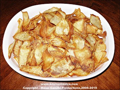 Kitchen Cooked Chips by Crunchy Kettle Cooked Potato Chips Kitchen Tantra