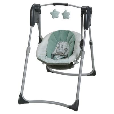 cheap baby swings for sale graco 174 slim spaces compact baby swing target