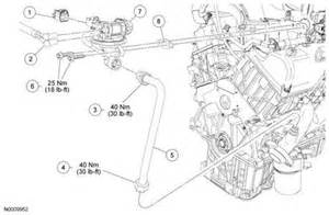 solved where is the egr valve on the 2006 ford explorer