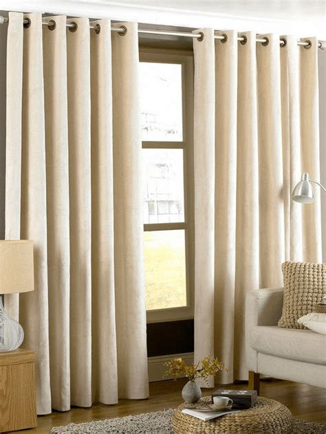 extra long cream curtains 1000 ideas about extra long curtains on pinterest