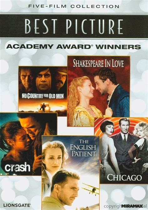 academy awards best picture best picture academy award winners dvd dvd empire