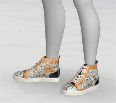 130 best shoes for the sims 4 but for guys images on