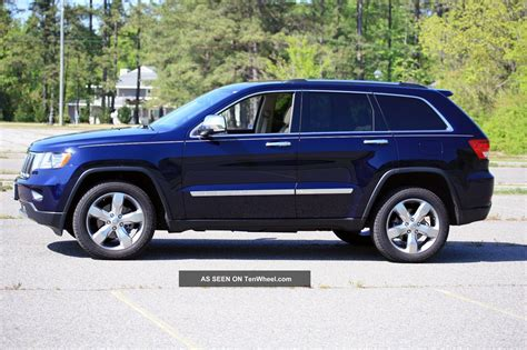 2012 Jeep Grand Wheels 2012 Jeep Grand Limited Panoramic Xm 20