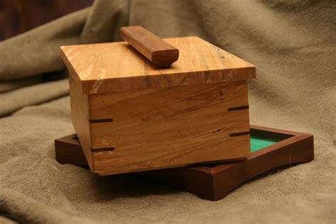 woodworking compartments box with compartment by lumberjocks