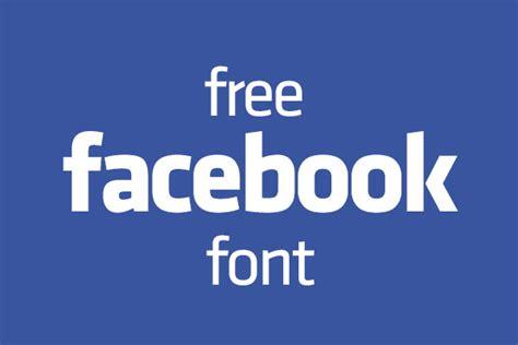 Design Font For Facebook | facebook logo font style download
