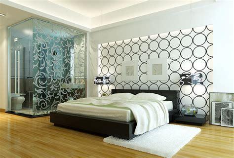3d bedroom 3d model of a modern bedroom 3d model 3ds