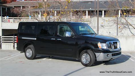 2013 nissan nv 3500 passenger interior rear seats