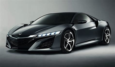 honda r d americas inc acura nsx to officially enter production in 2015