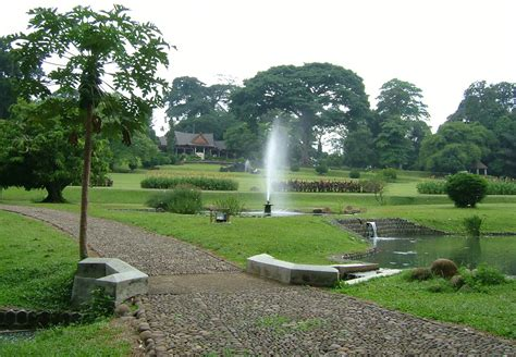 Bogor Botanical Gardens Bogor Botanical Gardens Lengkap