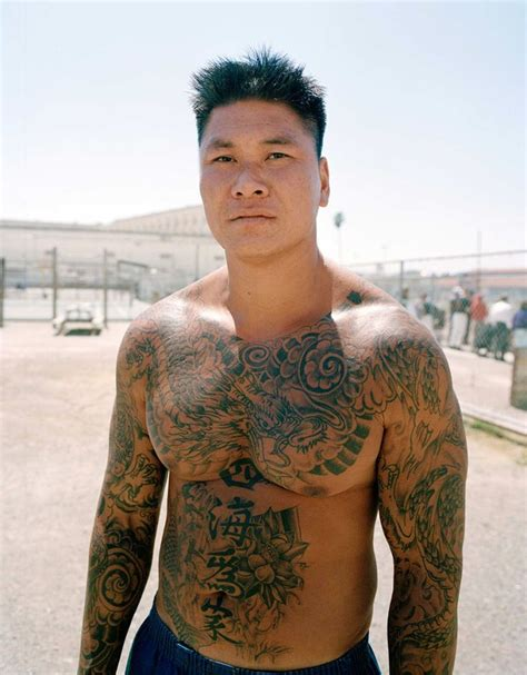 tattoo japanese man getting inside san quentin audiovision 89 3 kpcc san