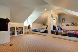 hyde park boys attic bedroom suite traditional kids ta by franco a pasquale design