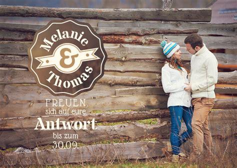Hochzeitseinladungen Vintage Mit Foto by Vintage Antwortkarte Schauplatz