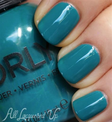 orly surreal fall 2013 nail swatches review all lacquered up