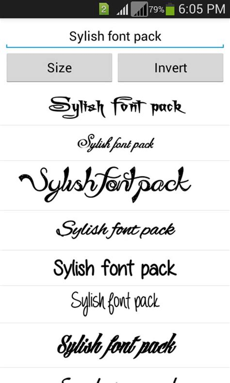 android font style apk stylish fonts apk free android app appraw