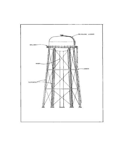 design criteria for water tank water storage tank elevated water storage tank design