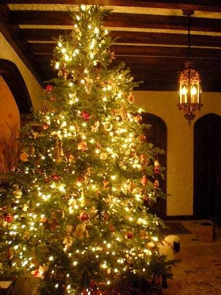 how to put lights on a tree martha stewart directions to put up a martha stewart artificial tree ehow