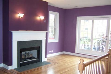 images of painted rooms the sunset lane violet is turning violet part 7 of add