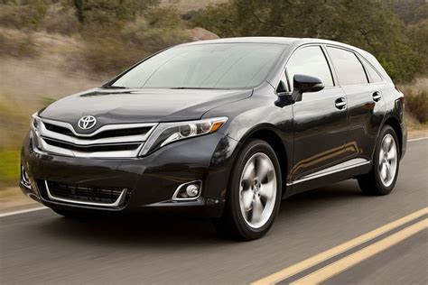 2014 Toyota Venza Review 2014 Toyota Venza Overview Cars