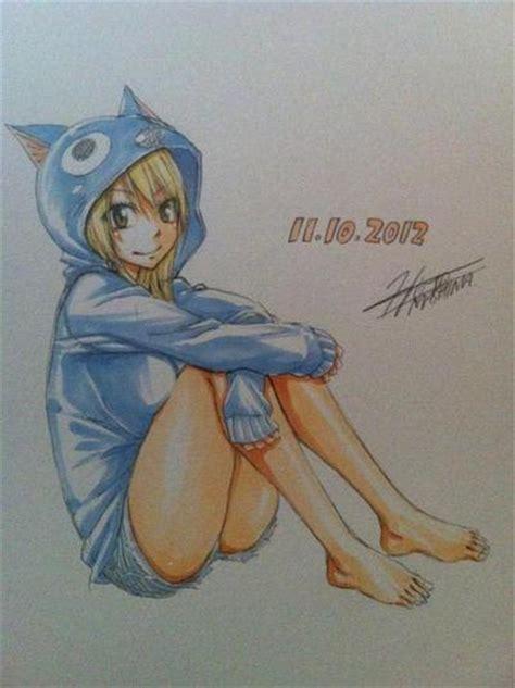 Hiro Mashima Drawing