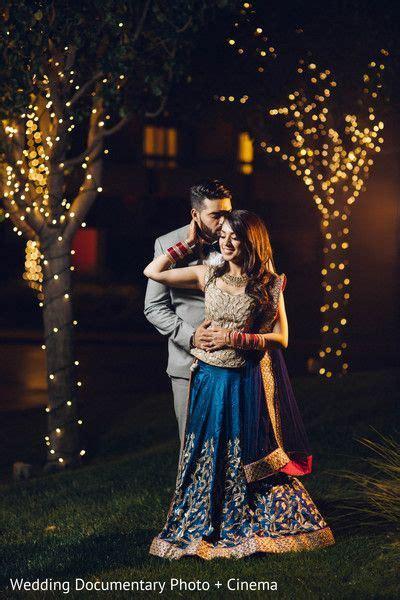 Wedding Portrait Photo by Indian Wedding Reception Portraits Dress