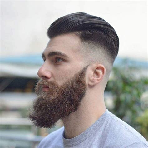 Idee Coupe Cheveux 2016 by Coiffure Homme 2016 Avec Barbe