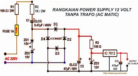 Power Supply 12v 30a Switching Trafo Jaring Dengan Kipas power supply 12 volt tanpa trafo ac matic eyuana