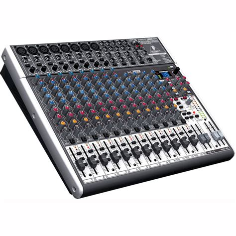 nearly new behringer xenyx x2222usb mixer nearly new at gear4music com