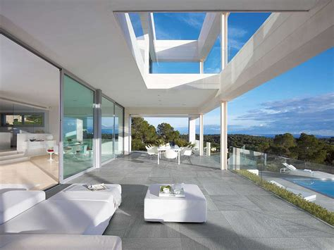 Moderne Terrassenfliesen by Gartenideen Modern