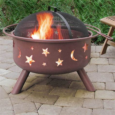 Landmann Big Sky Fire Pits The Green Head Large Firepit