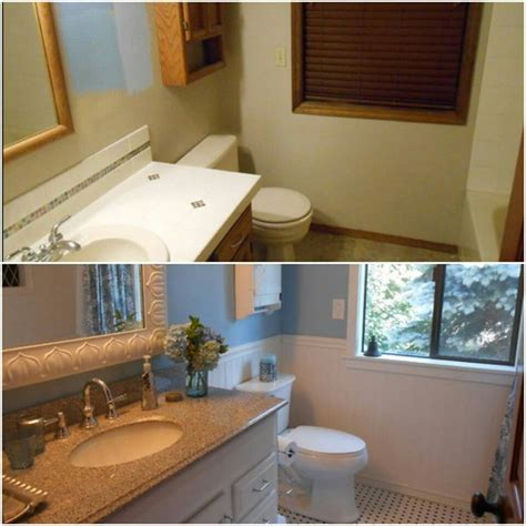before and after reno future home pinterest