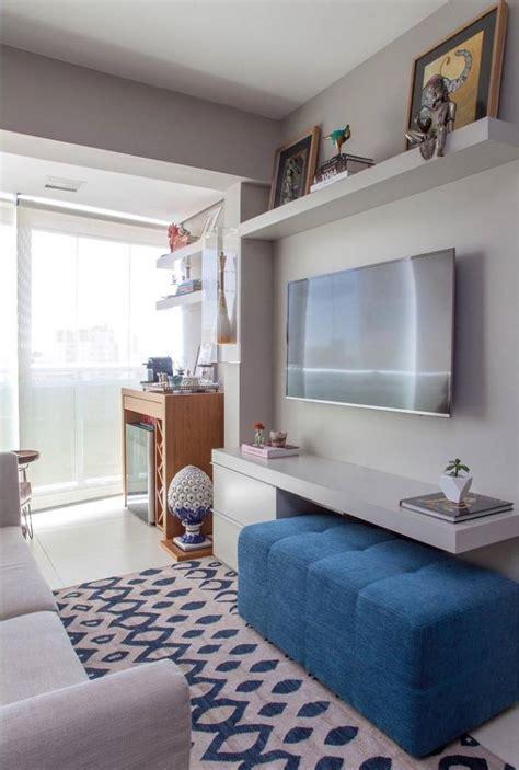 decorar sala estar pequena sala de estar pequena 80 projetos funcionais elegantes e