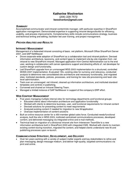 Broadcast Project Manager Sle Resume by Resume Broadcast Project Manager Sle Resume Resume Daily
