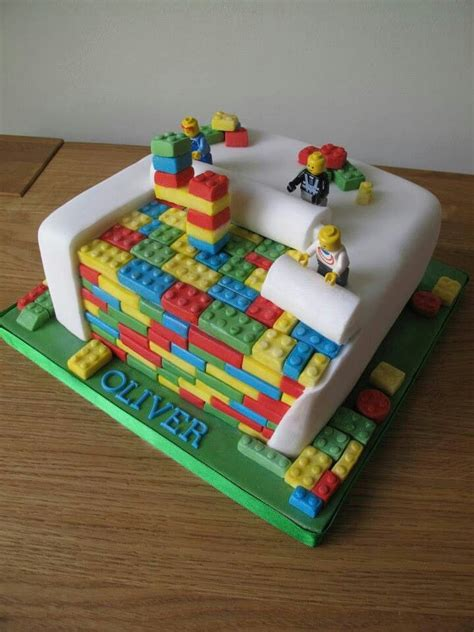 lego ideas tutorial easy lego cake tutorial google search rory pinterest
