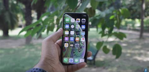 iphone xs in depth review apple s 1 000 incremental update